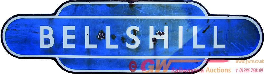Totem, BR(Sc) BELLSHILL, F/F. Ex Caledonian