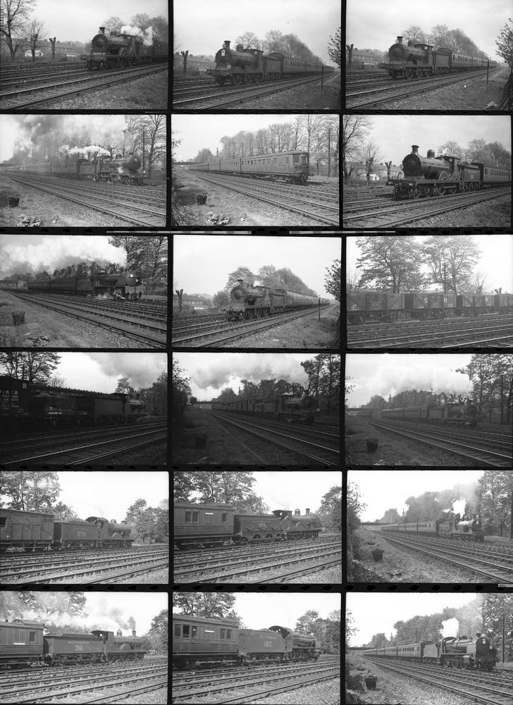 Approximately 130 35mm Negatives. Taken In 1938