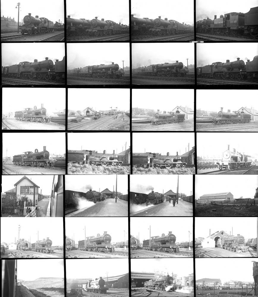 Approximately 114 35mm Negatives. Taken In 1952