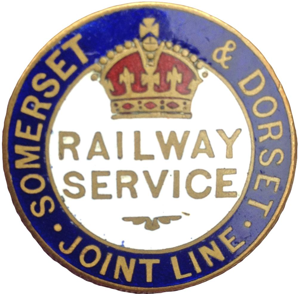 Somerset & Dorset Joint Railway WWI Railway