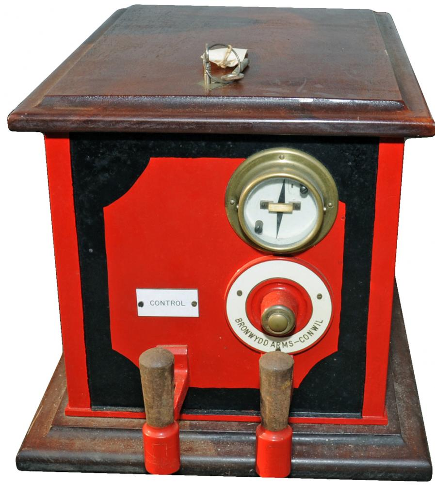 GWR Signal Box Control Instrument. Dating From The
