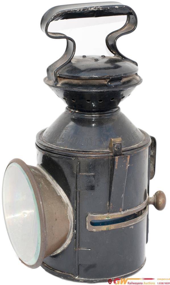 LNER GER Pattern Sliding Knob 3 Aspect Handlamp