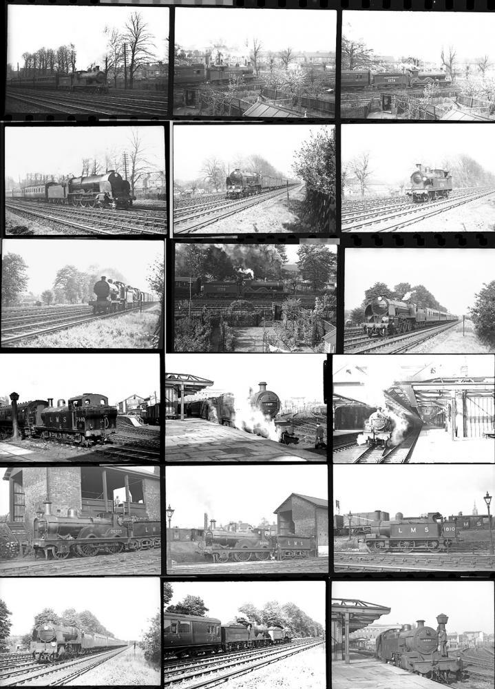 Approximately 106 35mm Negatives. Taken In 1937
