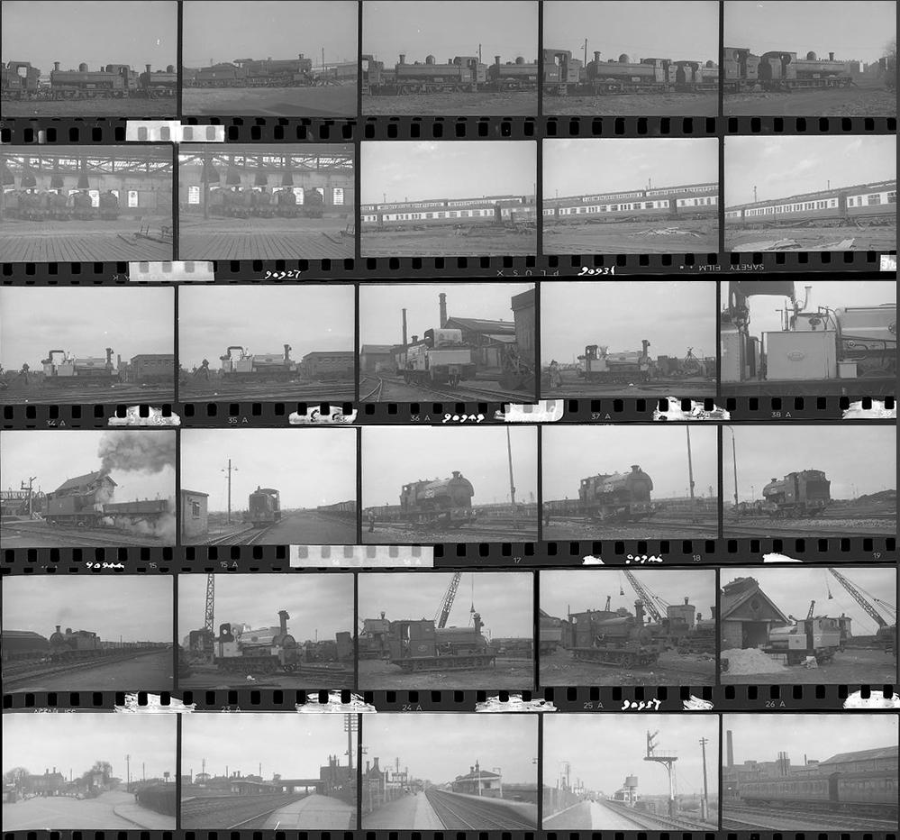 Approximately 90, 35mm Negatives. Includes