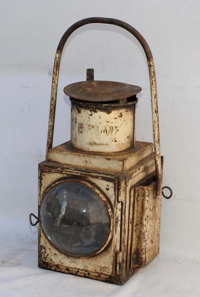 BR(W) Loco Head Lamp In Good Condition But Minus