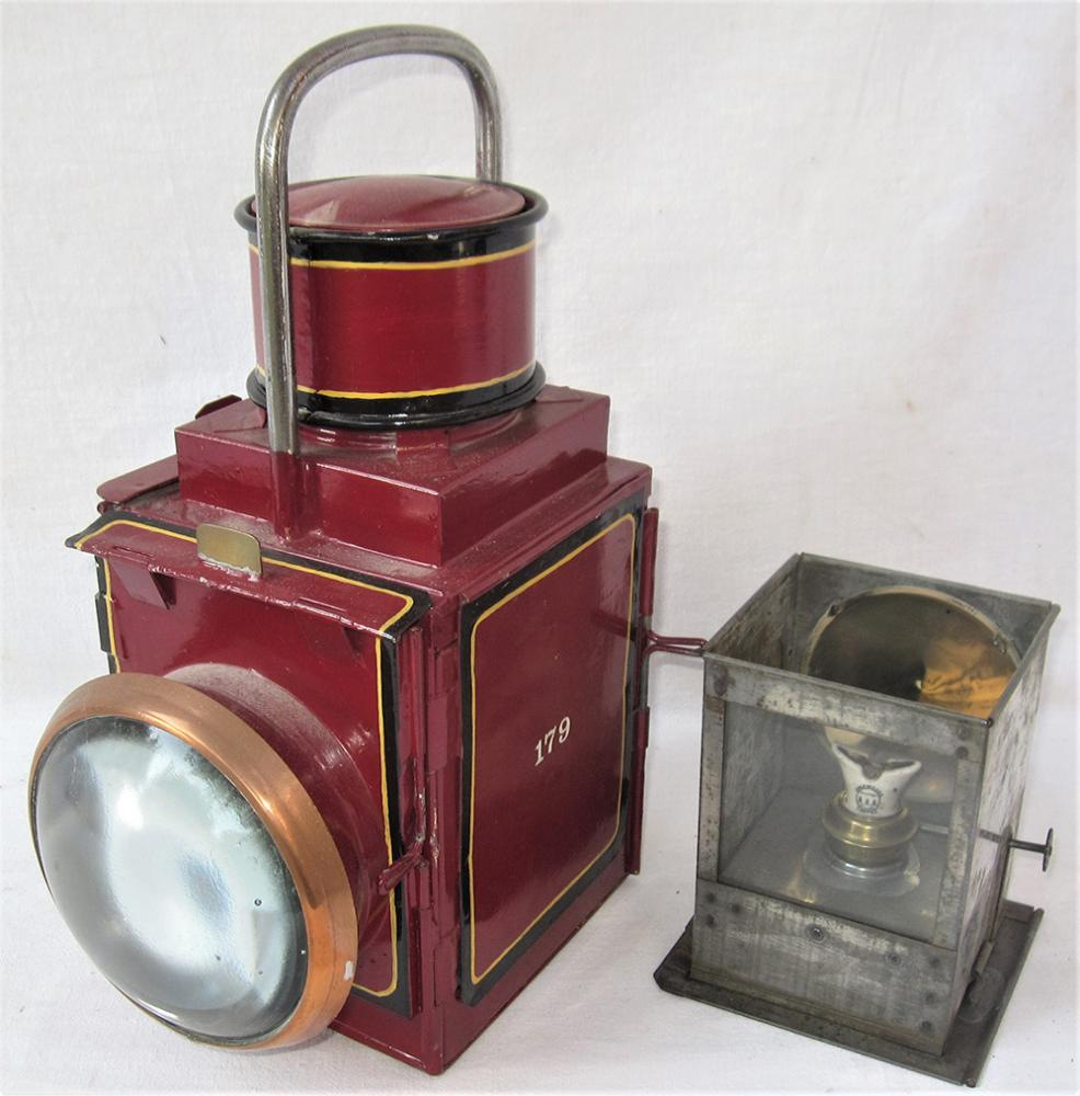 BR(M) Loco HEADLAMP Complete With Correct Vessel