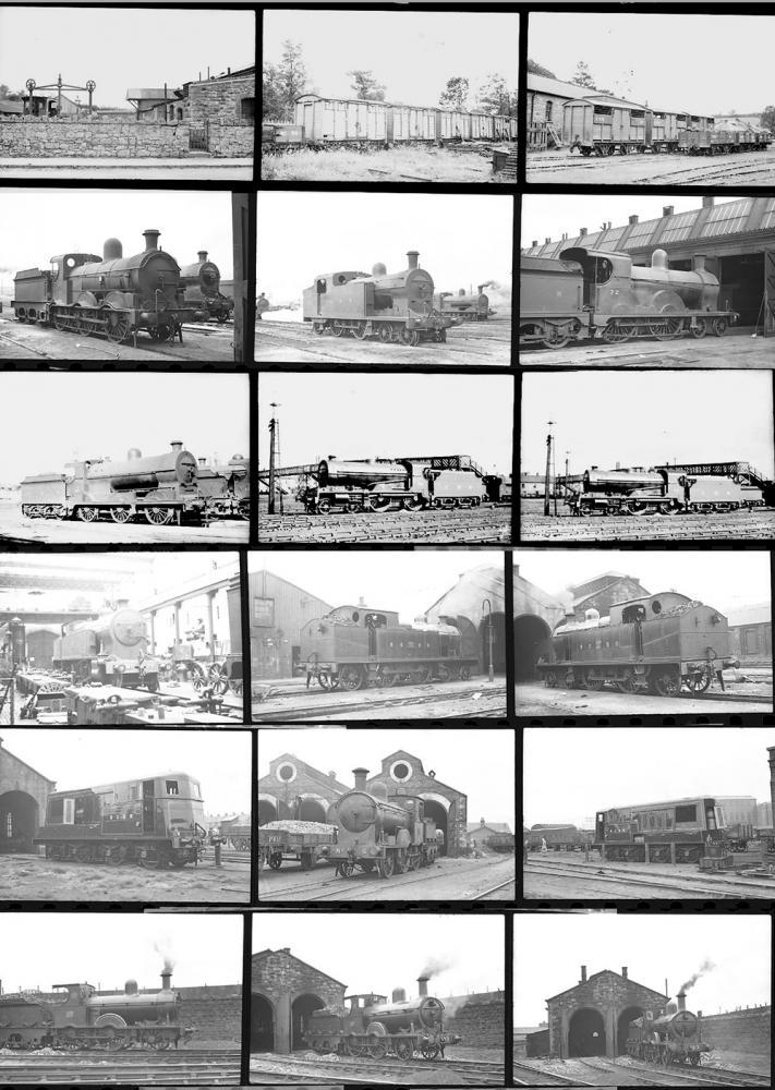 Approximately 92 35mm Negatives. Taken In 1937