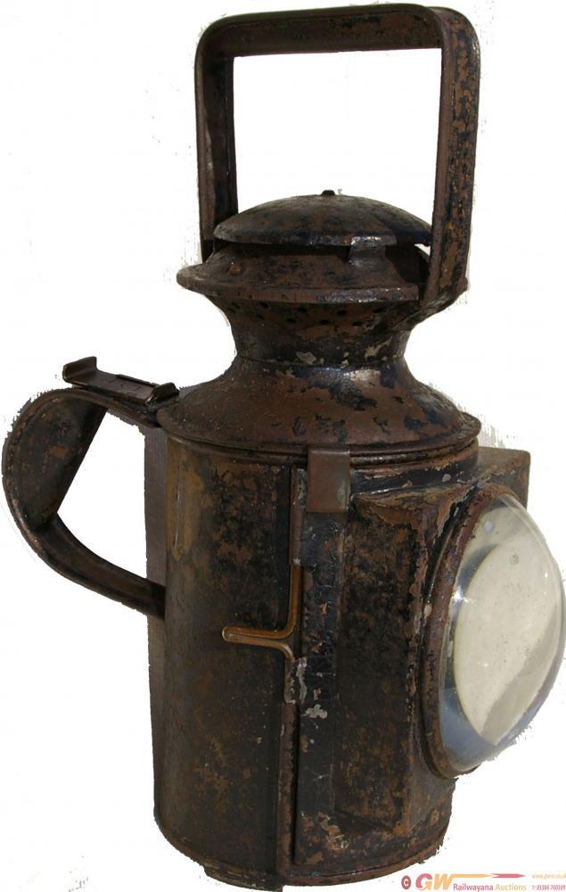 Lancashire & Yorkshire Railway 3 Aspect Handlamp
