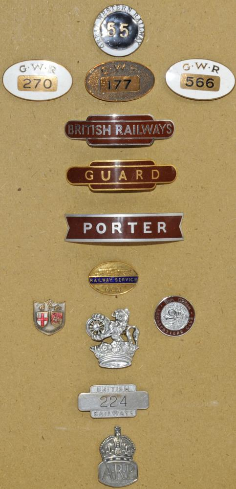 Badges, A Small Collection Of Desirable Items