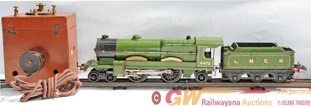 Hornby Railway 0 Gauge 3-Rail Electric Tinplate