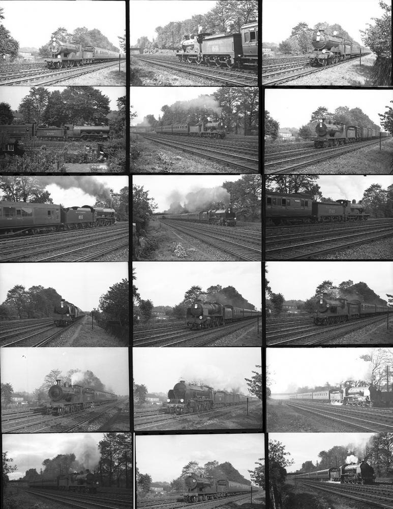 Approximately 140 35mm Negatives. Taken In 1938