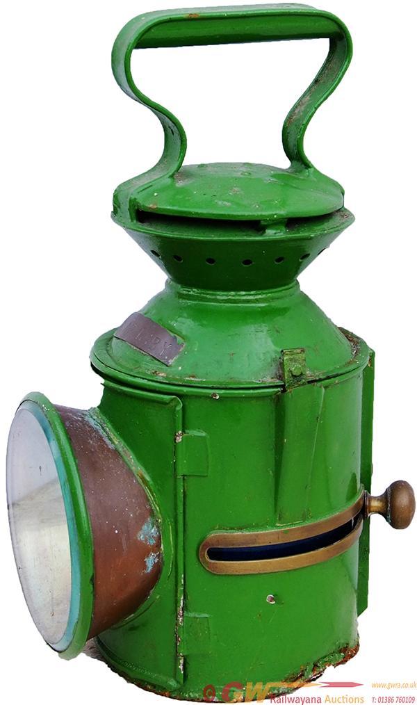 Great Eastern Railway Sliding Knob Handlamp
