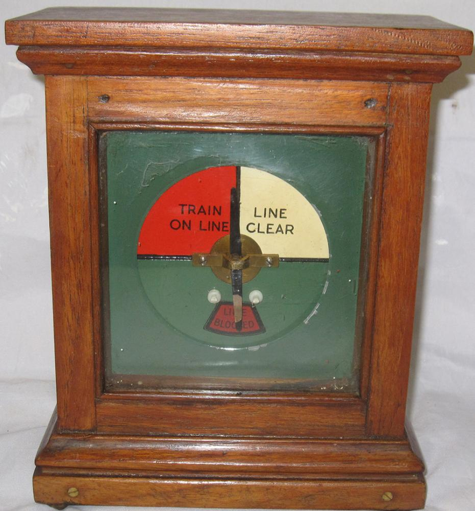LNER Signal Box BLOCK REPEATER. As Used On NER And