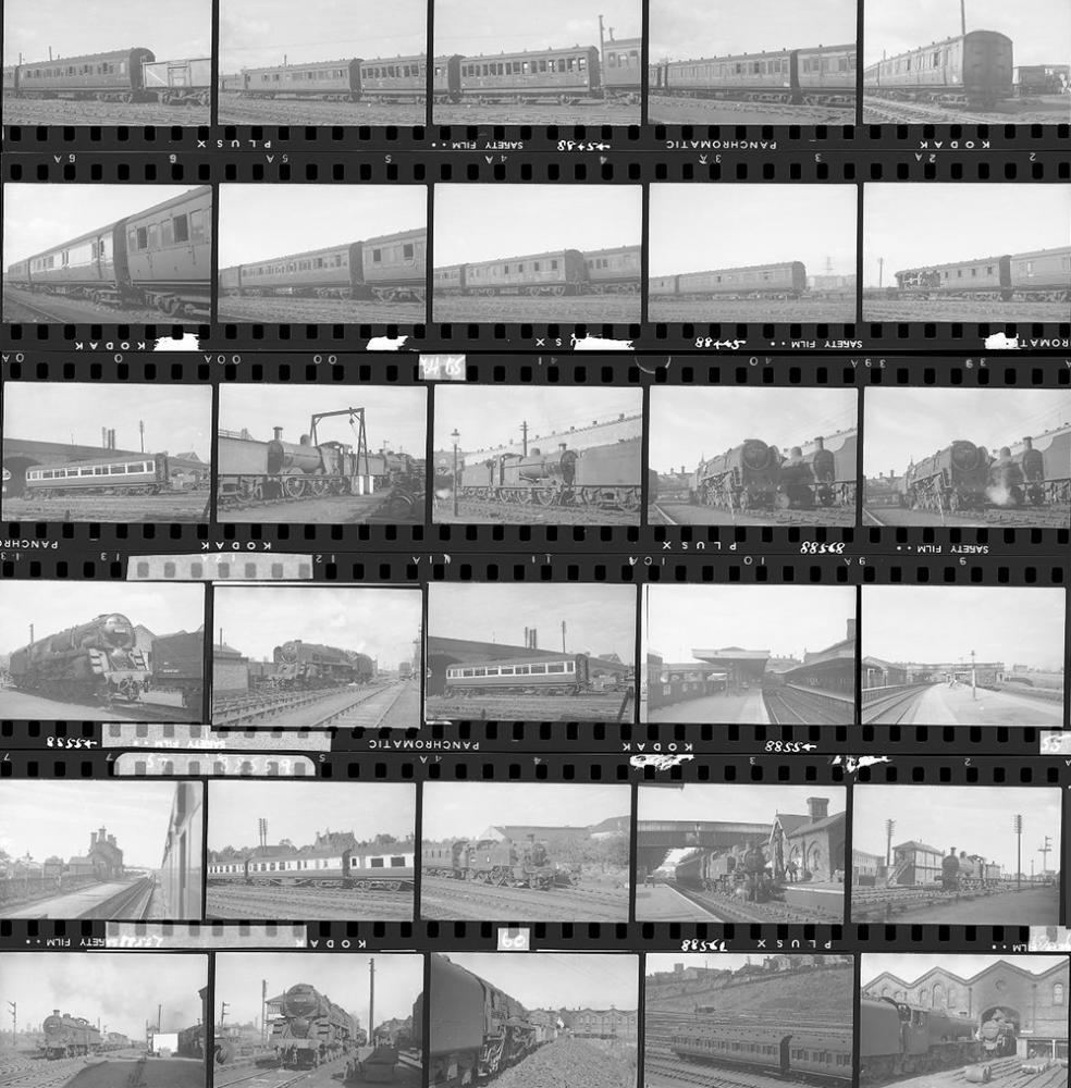 Approximately 79, 35mm Negatives. Scotland To