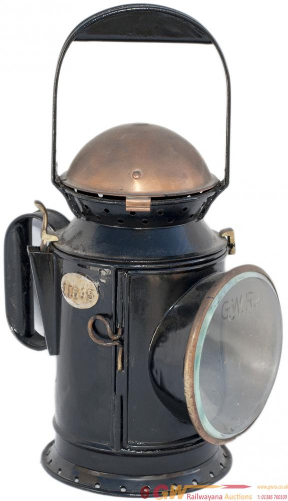 GWR 3 Aspect Pre Grouping Coppertop Handlamp