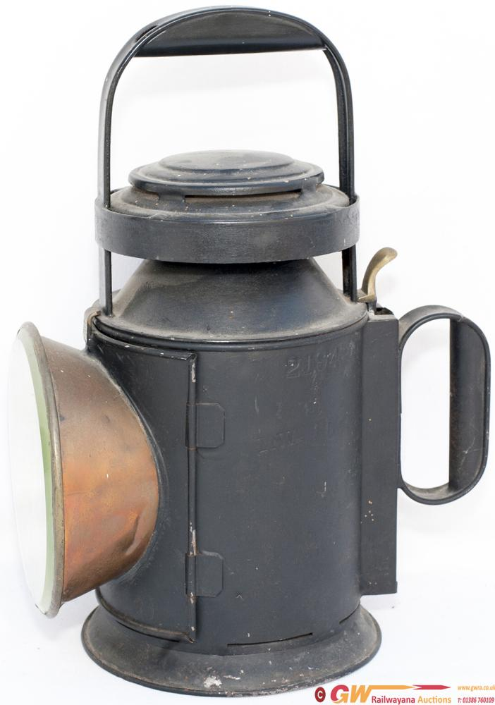 North British Railway 3 Aspect Guards Handlamp