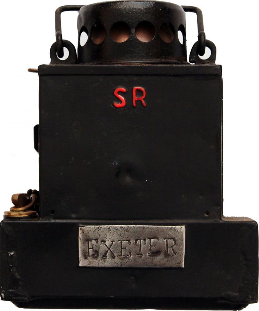 Southern Railway (Eastleigh) Signal Lamp Interior