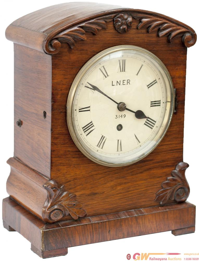 Great Eastern Railway 6in Dial Mahogany Cased