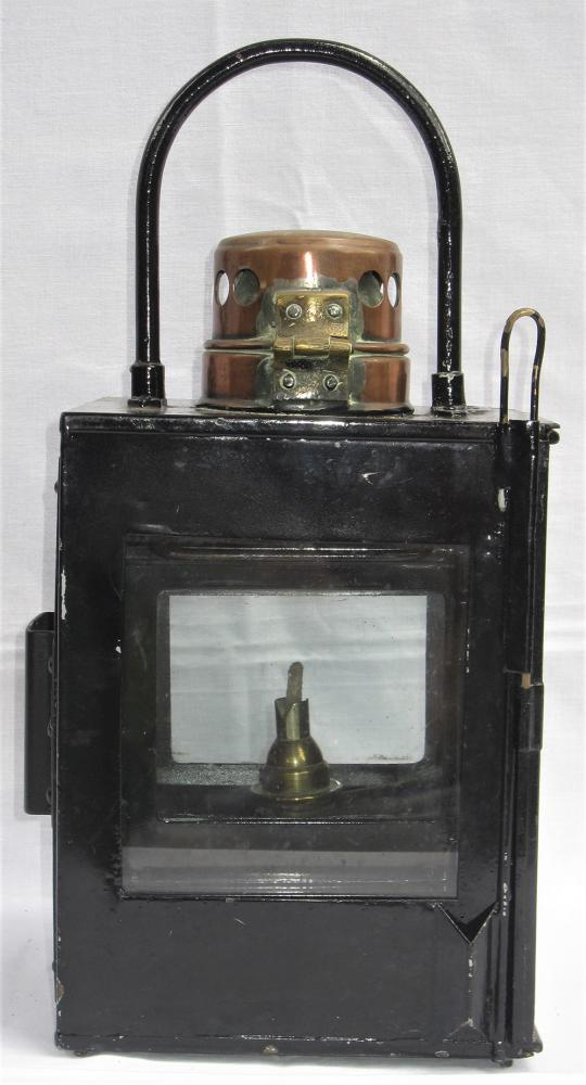 Southern Railway Buffer Or Stop Lamp Complete With