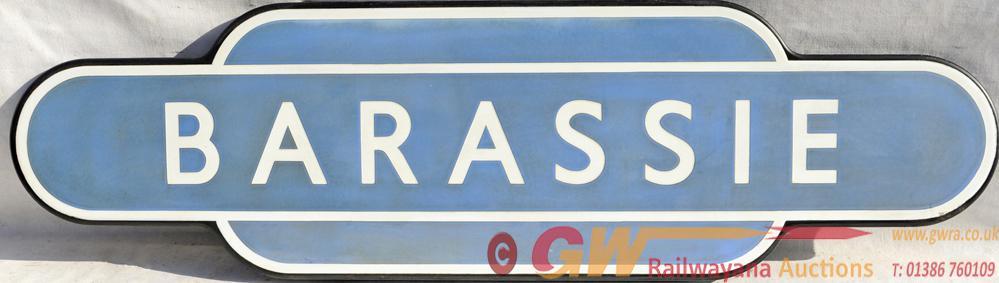 Totem, BR(Sc) BARRASSIE, F/F. Ex Glasgow Paisley