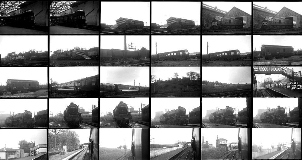 Approximately 55 35mm Negatives. Taken In 1965