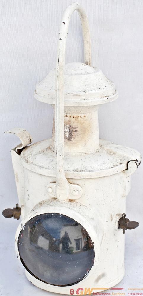 LNER Loco Headlamp Stamped In The Chimney LNER.
