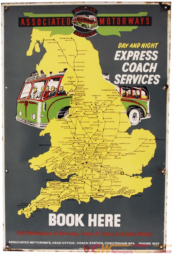Associated Motorways Day & Night Express Services
