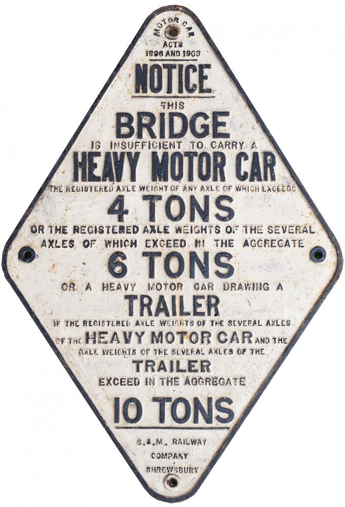 Shropshire & Montgomeryshire Cast Iron Bridge