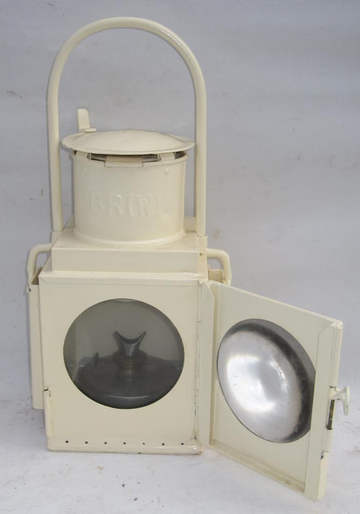 BR(W) Loco Headlamp Complete With Interior In