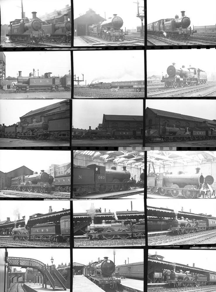 Approximately 109 35mm Negatives. Taken In 1937