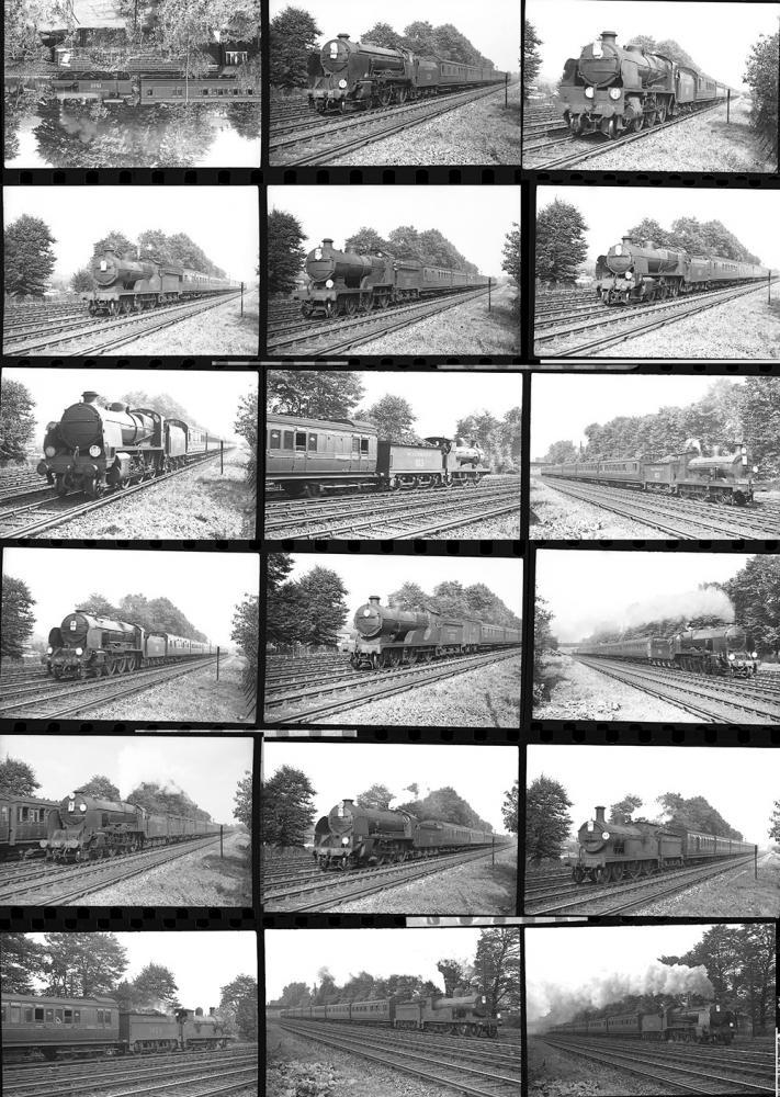 Approximately 108 35mm Negatives. Taken In 1937/38