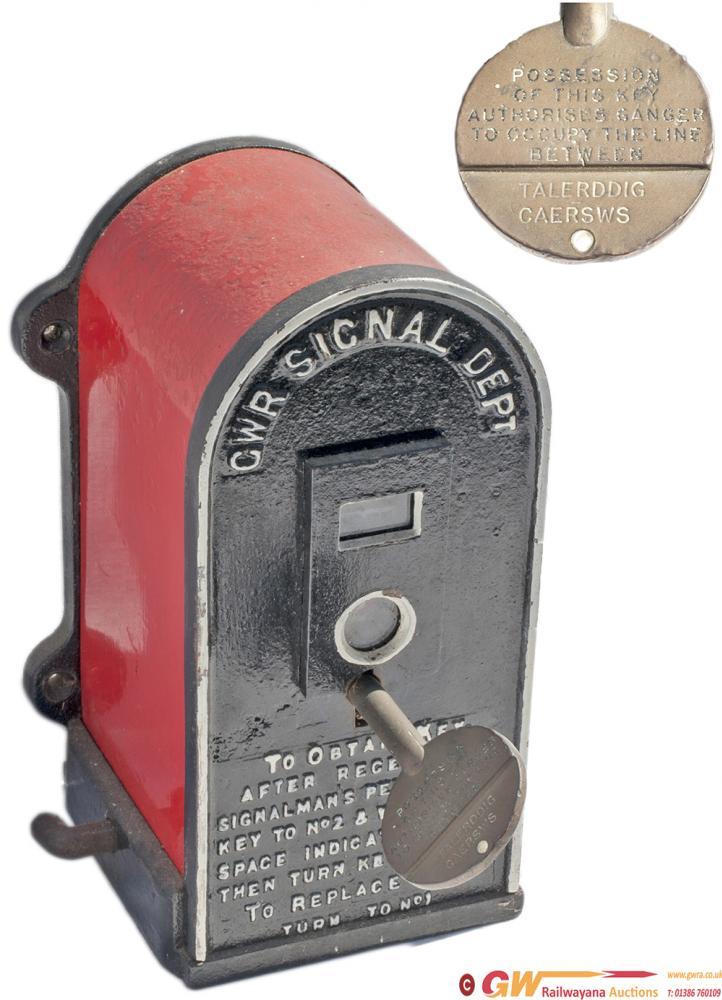 GWR Gangers Occupation Key Instrument Complete