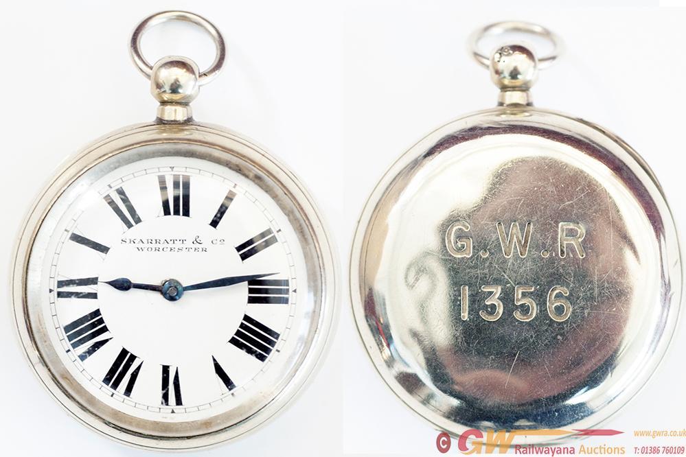 Great Western Railway Pre Grouping Nickel Cased
