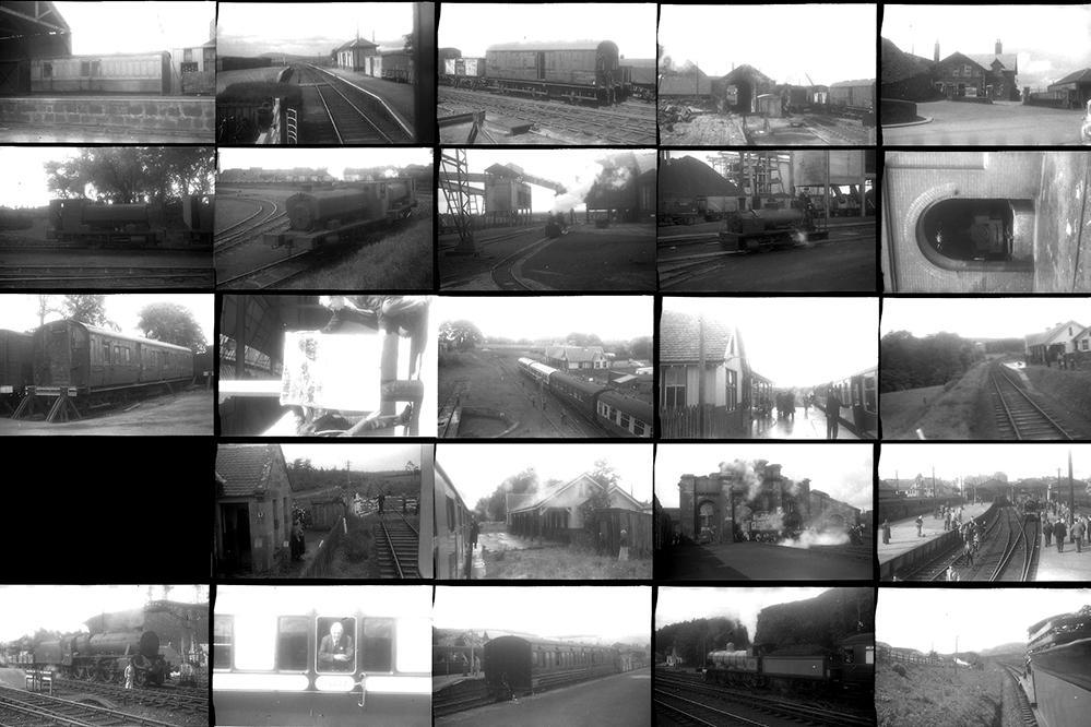 Approximately 81 35mm Negatives. Taken In 1960