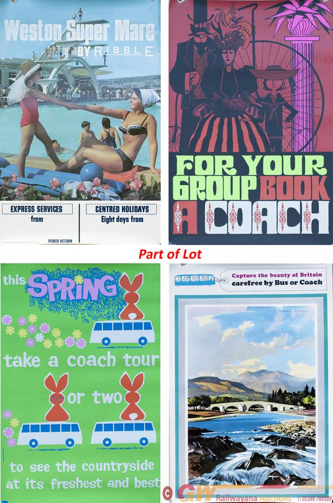 Bus Posters To Include: Spring By Daphne Paden,