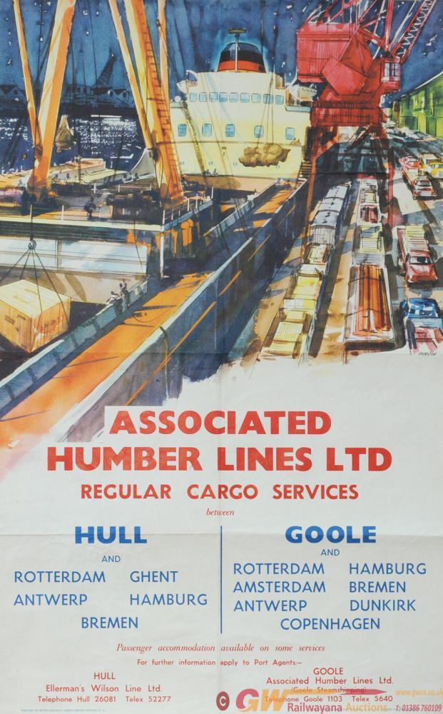 Poster British Railways North Eastern Region