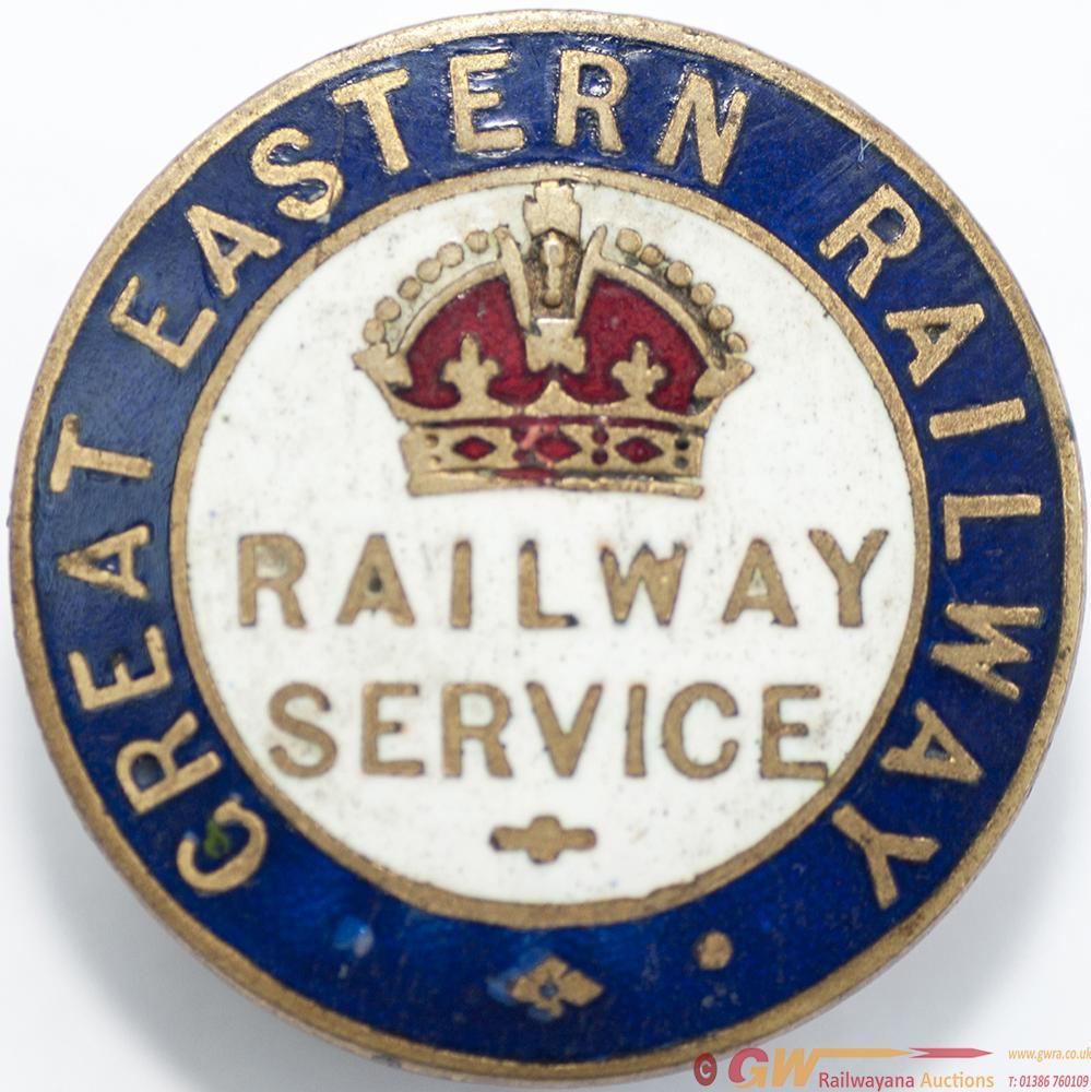 Great Eastern Railway First World War Service