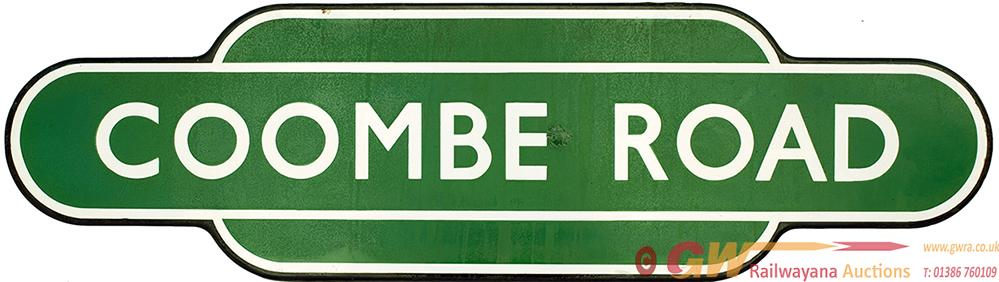 Totem BR(S) FF Dark Green COOMBE ROAD In Good