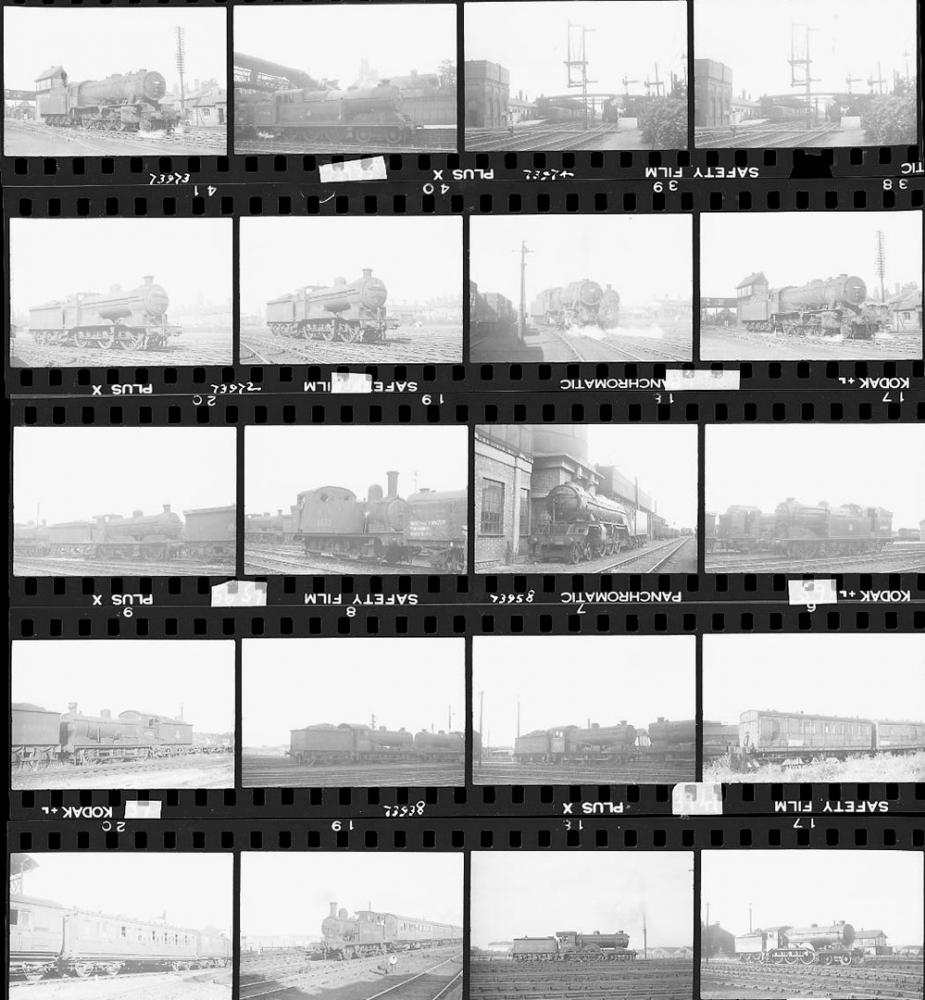Approximately 115, 35mm Negatives. Includes