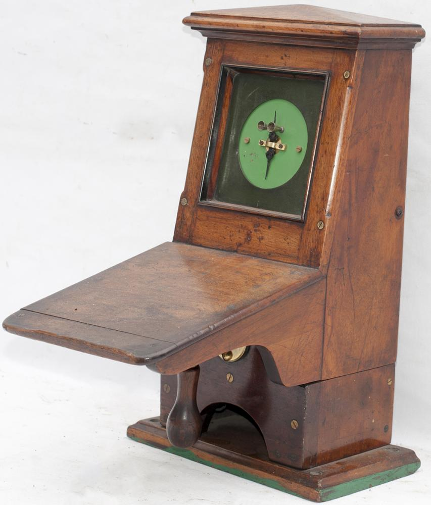 GNR TELEGRAPH INSTRUMENT Complete With Writing