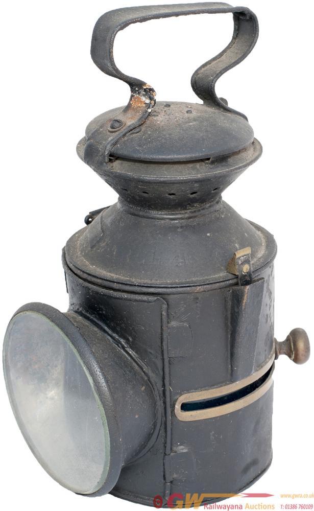 LNER/GER 3 Aspect Sliding Knob Handlamp Stamped In