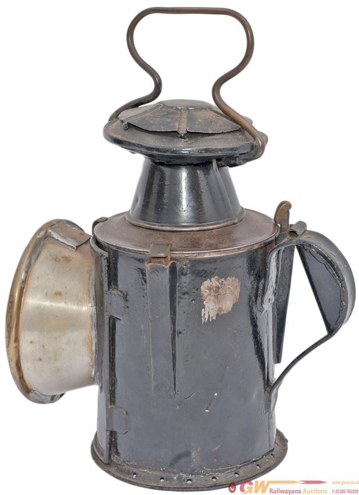 South Eastern Railway 3 Aspect Handlamp Stamped On