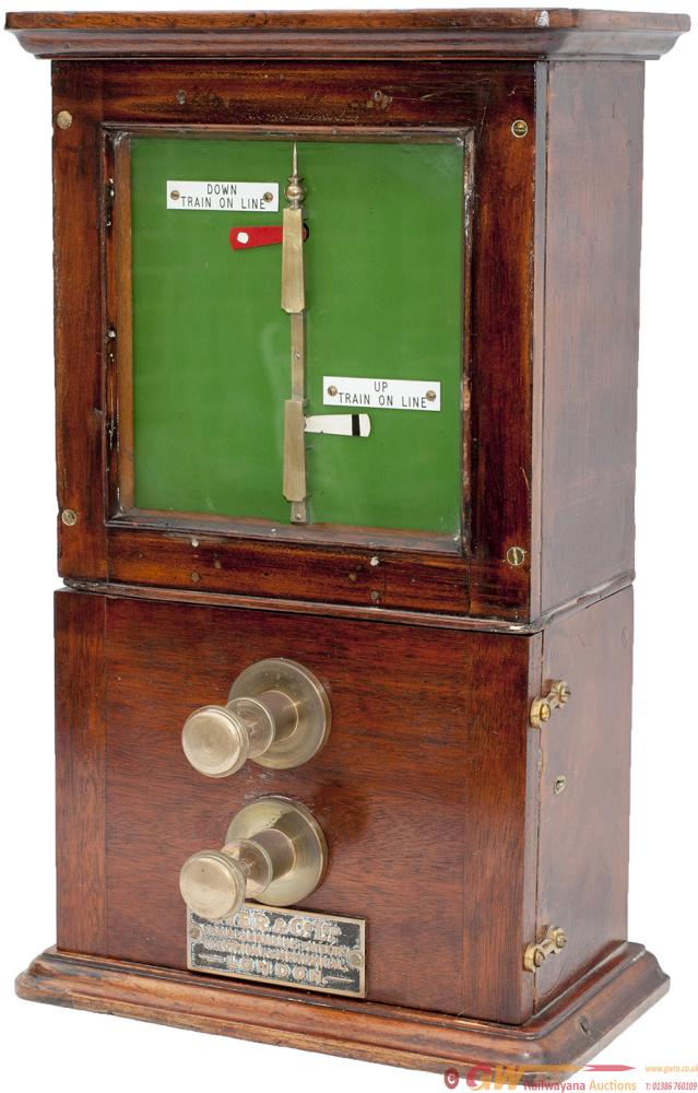 LBSCR Tyers Two Position Block Instrument, In Very