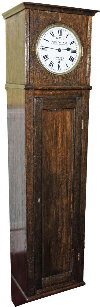 LB&SCR Oak Cased 7