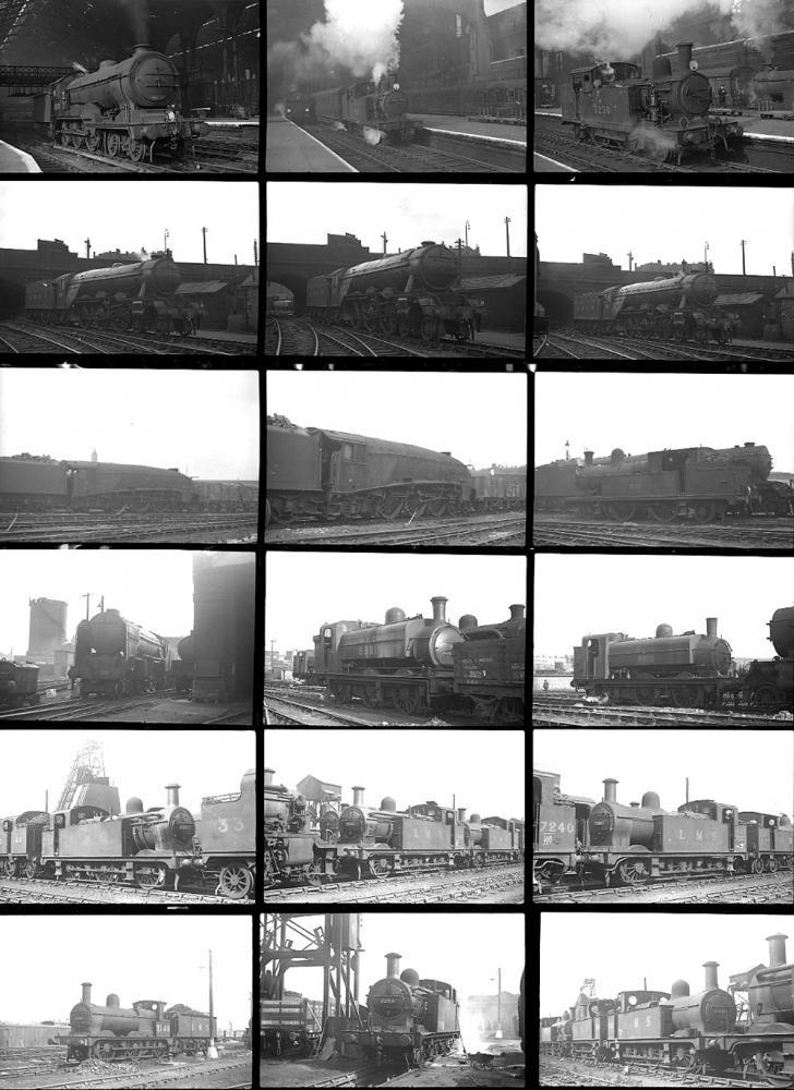 Approximately 65 35mm Negatives. Taken In 1947