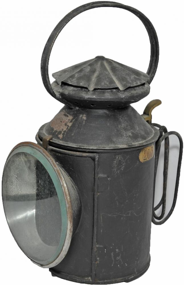 SWR 3 Aspect Handlamp With Unmarked Reservoir And