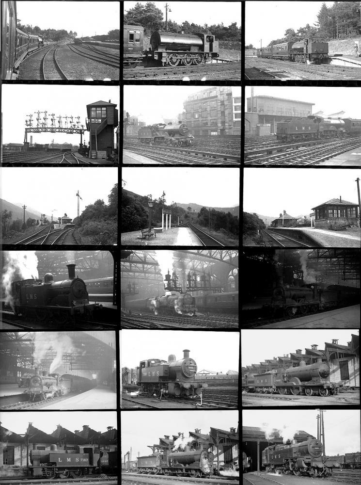 Approximately 102 35mm Negatives. Taken In 1946