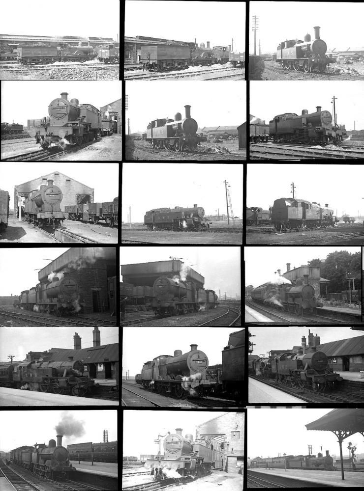 Approximately 59 35mm Negatives. Taken In 1947