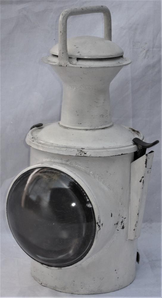 SR Locomotive Head Lamp Complete With Vessel And