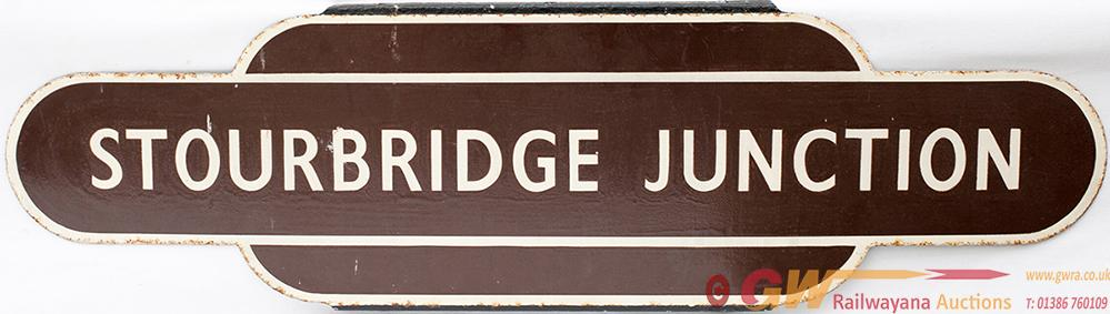 Totem BR(W) HF STOURBRIDGE JUNCTION From The